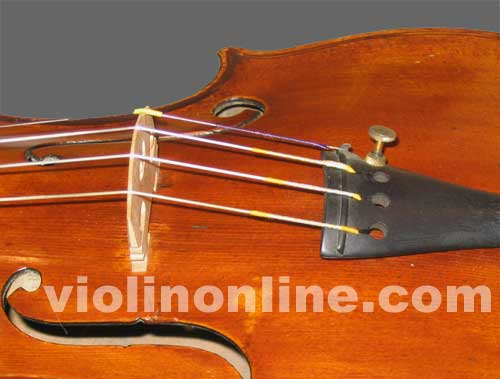 Violin Online - Changing Violin Strings